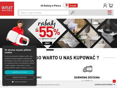 Oświetlenie zewnętrzne nexterio.pl