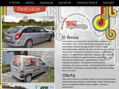 Oklejanie samochodów Warszawa