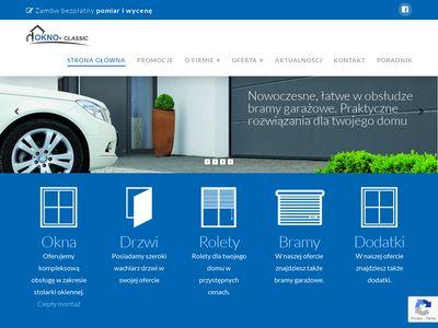 Okno-classic.pl - tanie okna - Kraków