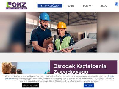 Okz.wloclawek.pl kurs na wózki jezdniowe