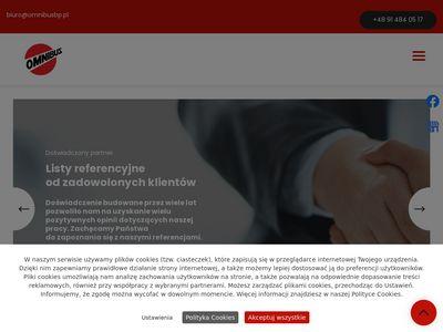 OMNIBUS Prowadzenie ksiąg podatkowych Szczecin