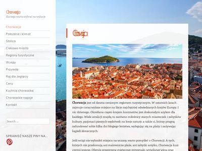 Ochorwacji.com.pl poradnik turystyczny