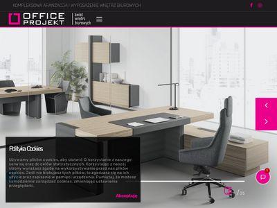 Office Projekt - meble biurowe Poznań