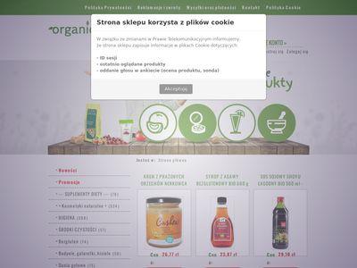 Żywność ekologiczna