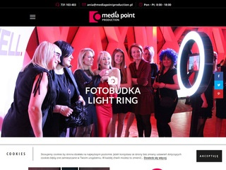 Lightring.pl - fotobudka na event
