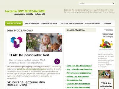 Leczeniednymoczanowej.pl - dna moczanowa - dieta