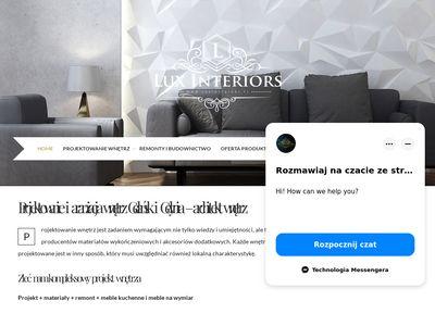 Luxinteriors.pl biurka
