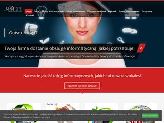 Minfor.pl outsourcing IT