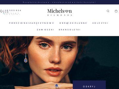 Michelson.pl - obrączki ślubne