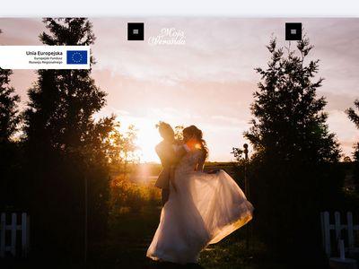 Moja-weranda.pl - restauracja weselna