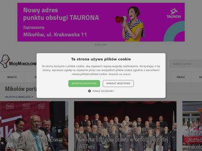 Mojmikolow.pl - Serwis miasta Mikołów