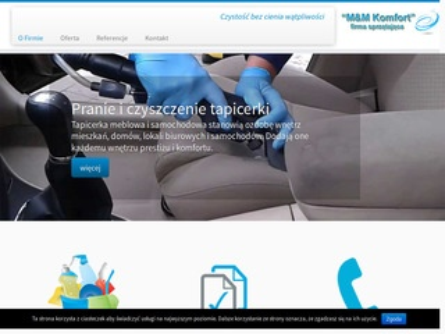M&MKomfort - Firma sprzątająca