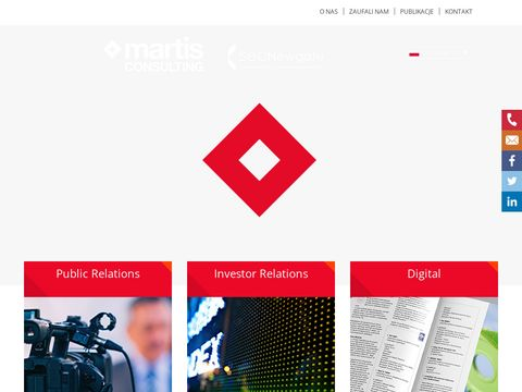 Martis-consulting.pl Agencja relacji inwestorskich