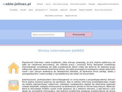 Meble-jolinex.pl studio