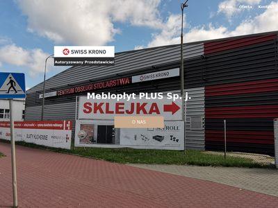 Mebloplytplus.pl płyty meblowe