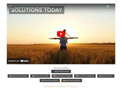 MuoviTech pompy ciepła