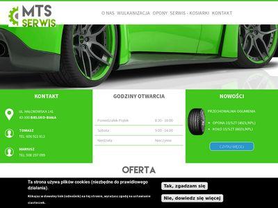 Mts-serwis.pl opony