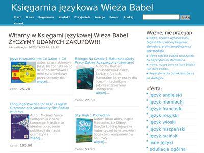 Księgarnia językowa online