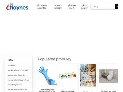 Haynes.pl książki napraw