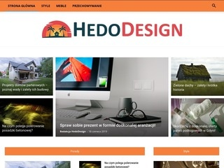 Hedodesign.pl - meble kare design