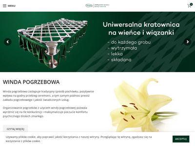 Finero.eu windy pogrzebowe