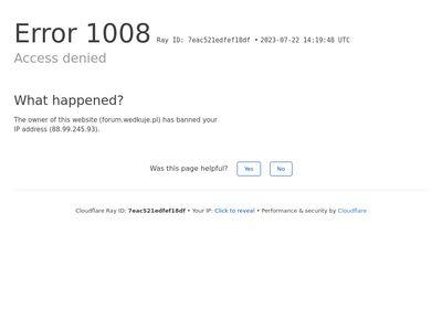 Forum.wedkuje.pl - dla wędkarzy