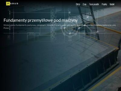 Fa-bud.pl fundamenty przemysłowe