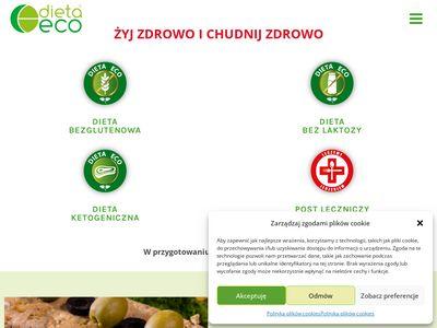 Dietaeco.pl catering dietetyczny