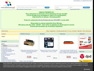 Dobretonery.pl - toner zamiennik Brother