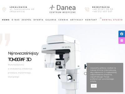 Danea dermatolog Bielsko