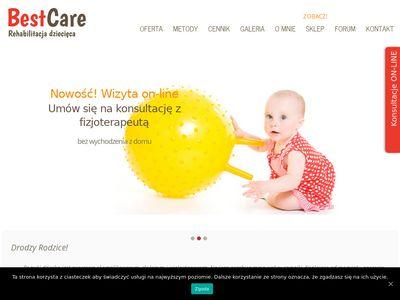 Rehabilitacja dzieci z porażeniem mózgowym