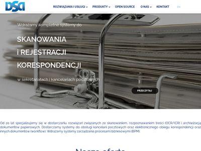DSA Polska integracja IT