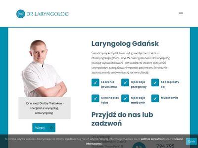 Drlaryngolog.pl Tretiakow Gdańsk