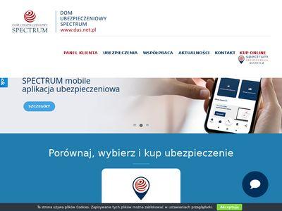 Dus.net.pl - ubezpieczenia