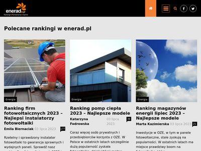 Enerad.pl - prąd dla firm