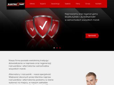 Eletrostart.pl - regeneracja rozruszników