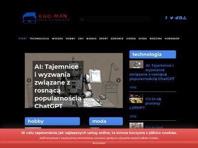 EGO Man wygodne koszule