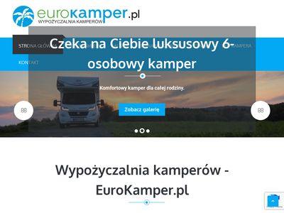 Eurokamper.pl - wynajem kamperów