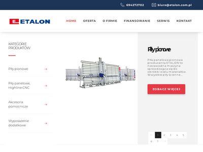 Etalon.com.pl podnośnik ciśnieniowy