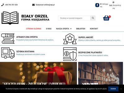 Bialyorzel-online.pl księgarnia internetowa