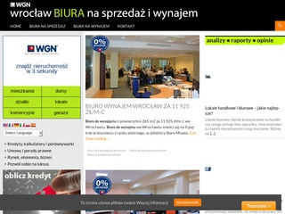 Biura i powierzchnie biurowe we Wrocławiu