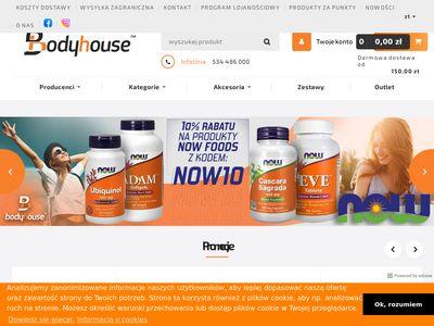 Bodyhouse.pl suplementy w Krakowie