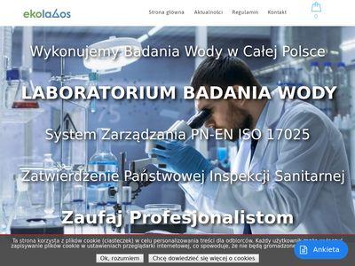 Badaniewody.com.pl - legionella