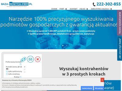 Baza-nowych-firm.pl