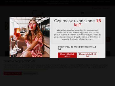 Bezalkoholowe.com - sklep piwa i wina