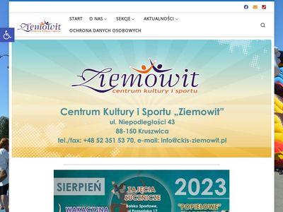 CKiS-ZIEMOWIT - sala widowiskowa