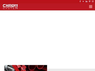 CHROMSYSTEM - usługi ślusarskie
