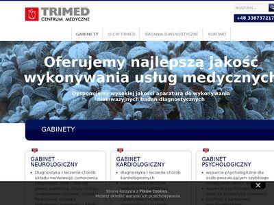 CM Trimed neurolog - Wadowice