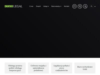 Cgolegal.pl