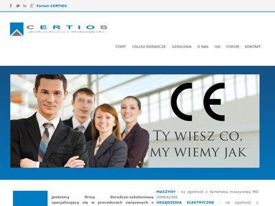 Certios centrum edukacji przedsiębiorcy wdrożenia